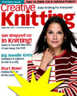 Creative Knitting 1 Year Subscription - 6 issues (Other Foreign)