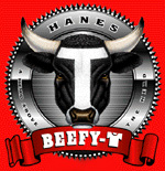 Hanes Beefy-T T shirts Wholesale 5180