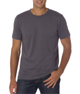 Canvas 3402 Mens Sunset Vintage T-Shirts Wholesale