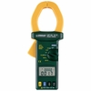 Greenlee CMP-200 Clamp-On Electrical Tester, True RMS, Extra High Capacity 2000A, Voltage, Watts, 3-phase, 1-Phase, Amps, Frequency with LCD Display, Test Leads and Carrying Case