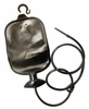 Black Enema Bag