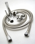 Stainless Steel Shower Bidet / Enema System