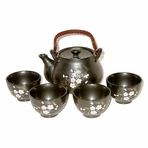 Cherry Blossom Japanese Tea Set