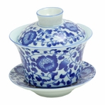 Traditional Gaiwan Cup