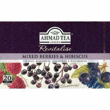 Ahmad Mixed Berries & Hibiscus Tea