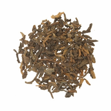 Young Ripened Puerh Tea