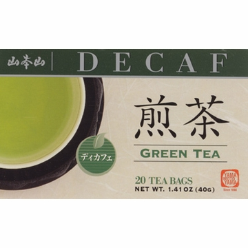 Yamamotoyama Decaf Sencha Tea Bag (Decaf Green Tea)