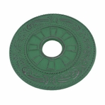 Green Classical Iron Trivet