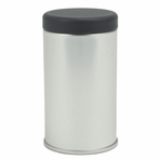 Small Circular Interior Seal Tin Canister (0.9 oz - 1.5 oz)