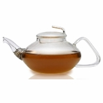 Serene Night Straining Glass Teapot