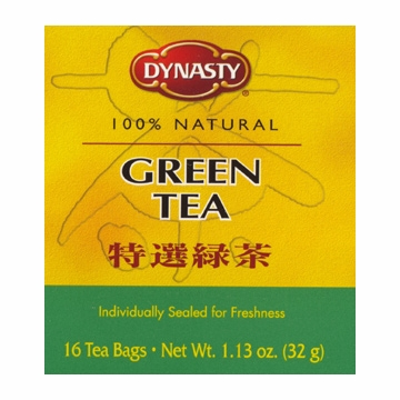 Dynasty Green Tea Bag