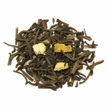 Decaf Orange Spice Black Tea