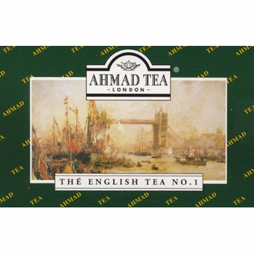 Ahmad English Tea No. 1 Tea Bag
