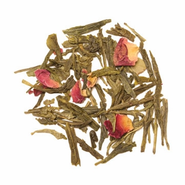 Cherry Rose Kyoto Sencha
