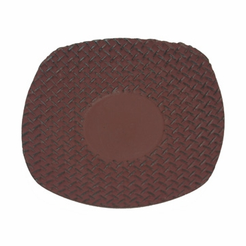 Red Square Iron Saucer