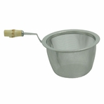 Tea Strainer with Handle (66-72mm dia)