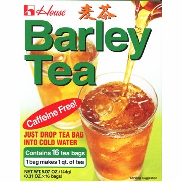 Home Tea Bags Specialty Teabags Barley Tea Bag, (Mugicha)