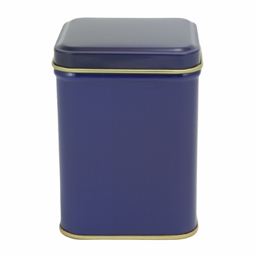 Blue Tin Canister (3.4 oz - 5.6 oz)