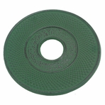 Green Cast Iron Trivet