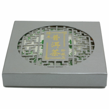 White Tea Pu-erh Pie