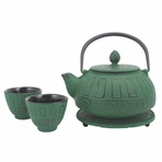 Green Classical Tetsubin Set