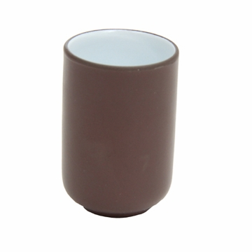Yixing Clay Aroma Cup (Dark Brown)