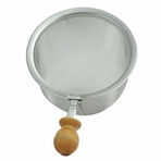 Tea Strainer with Handle (59-64mm dia, 35mm ht)