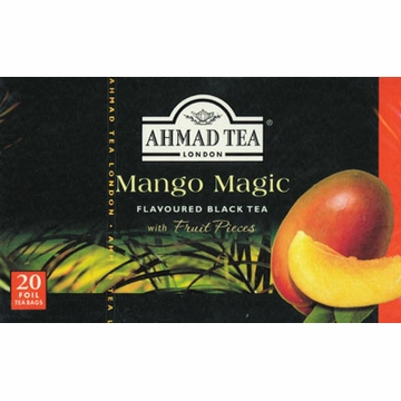Ahmad Mango Flavoured Black Tea