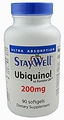 StayWell� 200mg Ubiquinol (as Kaneka QH�) $49.95 per bottle (90 count bottle)
