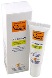 Derma Q-Gel Eye Cream