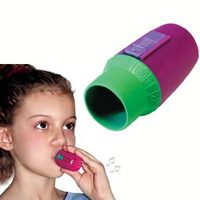 Peak Flow Meter WhistleWatch for Children. Simple to Use Asthma Monitor (Hand Held)