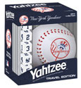 YAHTZEE�: New York Yankees� Travel Edition