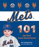 New York Mets 101<br>Board-Book