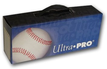 Ultra Pro Baseball Storage Box