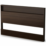 South Shore Holland Full/Queen Headboard in Mocha - 3379261