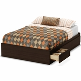 South Shore Clever Room Full Mates Bed - 3579211