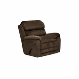Vista Chaise Rocker Recliner in Chocolate - Catnapper