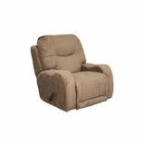 Reflections Chaise Rocker Recliner in Caf� - Catnapper