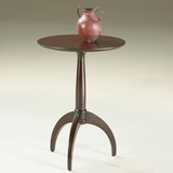 Pedestal Tablein Merlot - Butler Furniture - BT-1488022