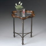 Accent Table with Glass Top - Butler Furniture - BT-2418025