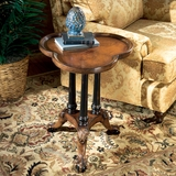 Clover Leaf Pedestal Table - Butler Furniture - BT-0357090