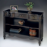 Bookcase in Plum Black - Butler Furniture - BT-1654136