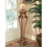 Pedestal in Caramel Hand - Butler Furniture - BT-1900157