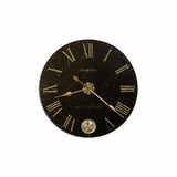 London Night Round Wall Clock - Howard Miller