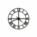 Lacy Round Quartz Wall Clock - Howard Miller
