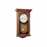 Orland Rectangular Wall Clock - Howard Miller