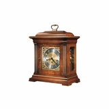 Thomas Tompion Mantel Clock in Cherry - Howard Miller