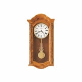 Lambourn II Dual Chime Wall Clock - Howard Miller