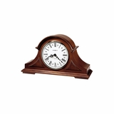 Burton II Windsor Cherry Mantel Clock - Howard Miller