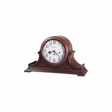 Palmer Windsor Cherry Mantel Clock - Howard Miller